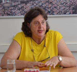 Profa Glaucia Pastore - Presidente 11 SLACA